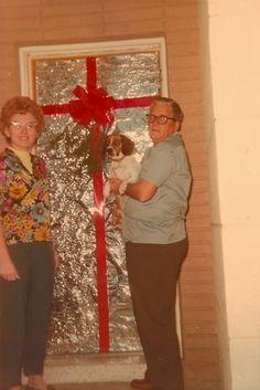 1968 - Ah, the old 'aluminum foil on the door' trick!