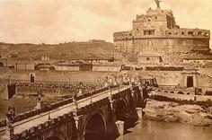 1890 2004 Castel Sant'Angelo e Monte Mario