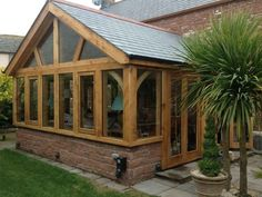 Image result for rustic looking orangeries