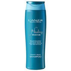 LANZA Healing MoistureTamanu Cream Shampoo