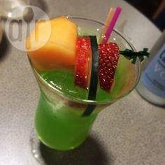 Barts groene cocktail @ allrecipes.nl
