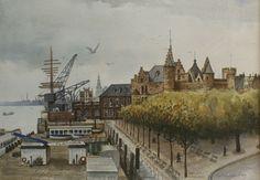 Het Steen (Antwerpen), Nico van Welzenes