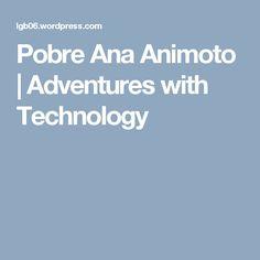 pobre ana poor anna with english translation chapter 1 tprs rh pinterest com