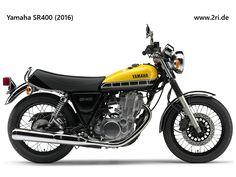 Yamaha SR400 (2016)