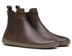 Vivobarefoot Fulham Boots (Women's) | Boots, Leather boots