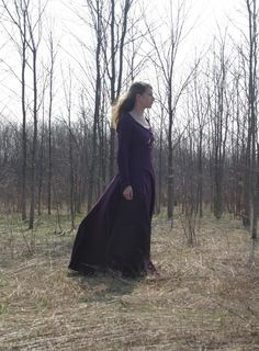 call me a dork if you want...i want to own a medieval gown...this one in eggplant purple please