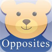 App: Autism & PDD Opposites. Loveable Buddy Bear contrasts opposite pairs, teaches vocabulary and concepts, and develops joint attention, reciprocity, and early language skills in five stories. Each story teaches nine opposite-pairs. Pinned by The Sensory Spectrum.