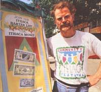 Started in 1991, the Ithaca HOUR is the largest and oldest local currency system still operating in the United States. MOTHER talks with Paul Glover, the system's founder.