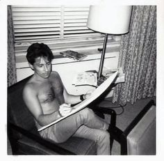 Jim Steranko (circa 1968).artist and later writer of Nick Fury,Agent of Shield.