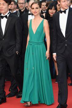 Best Celebrity Lanvin red carpet looks including Natalie Portman, Meryl Streep, Carrey Mulligan and Cate Blanchett | Harper's Bazaar