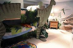 Dinosaur bedroom 2
