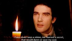 Imagen de Antonio Banderas and Interview with the Vampire Anne Rice, Tv Quotes, Movie Quotes, Movie Characters, Series Movies, Lestat And Louis, Queen Of The Damned, Real Vampires, The Vampire Chronicles