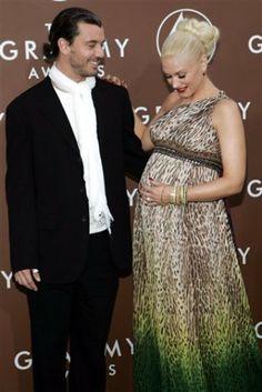 Gwen Stefani is the perfect rocker mommy!