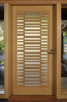 Exotic-Forest-Residence (13)- love this door for my house