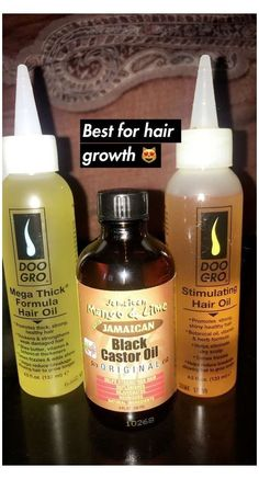 black hair care products how to grow