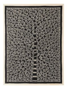 Art Drawings Simple, Mandala Design Art, Painting, Art Village, Madhubani Painting, Tribal Art Drawings, Folk Art Painting, Tree Of Life Art, Kalamkari Painting