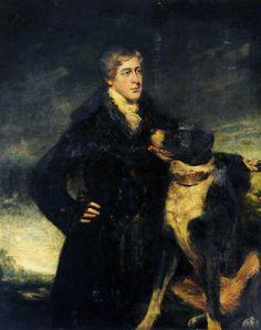 c. 1806-1809 William Spencer Cavendish (1790–1858), 6th Duke of Devonshire -British (English) School