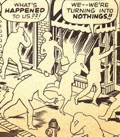 adultcrash:  existentialist comic books