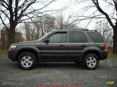 cool 2007 ford escape interior car images hd 2007 Dark Stone Metallic Ford Escape XLT V6 4WD  21935073