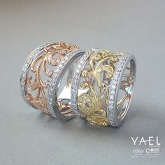 At Yael Diamonds, we have a great selection of Engagement Rings, Diamond Necklaces and Diamond Jewelry. We also create engagement Rings based on your center Diamond. Diamond Jewelry, Jewelry Rings, Jewelery, Jewelry Accessories, Silver Jewellery, Bridal Earrings, Women's Earrings, Bridal Jewelry, Bracelet Designs