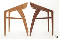 Tamay Chair - ITZ - Mayan Wood Furniture