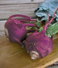 Las verduras y hortalizas de otoño...