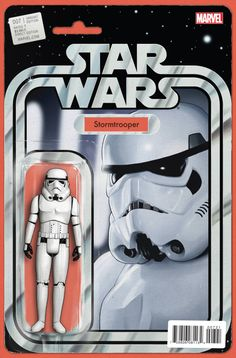 Star Wars #7 Action Figure Variant - John Tyler Christopher