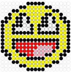 Met dit handig voorbeeldje kunnen leerlingen zelf een smiley maken met een kralenset.