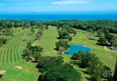 Sandals Ochi Beach  Golf Course in Ocho Rios, Jamaica www.DreamVacationsKC.Com