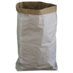 A Little Lovely Company DIY XL Paper Bag   White
