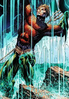 Aquaman by Jim Lee
