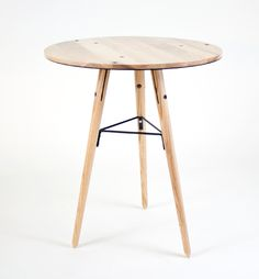 Cafe table black