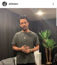 Atif Aslam, Words To Describe, Favorite Person, Beautiful Soul, The Voice, Heart, Mens Tops