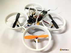 Whoopee is probably the best thing I have created with my 3D printer so far :) It flies really really well indoor, and it's not hard to build. I love this build because all the parts are so widely available, everyone should be able to get them quite easily. Whoopee Micro Quad Build Parts List …