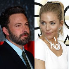 awesome Ben Affleck Made Sienna Miller Laugh So Hard She Was Shaking & Crying After Filming Sex Scenes For 9 Straight Hours!