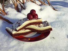 Delicious cake!