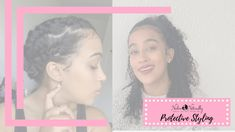 Not sure what Natural Hair protective styling is? Find out in this video. African Natural Hairstyles, Natural Hair Styles, Protective Styles, About Me Blog, Content, Nature, Naturaleza, Nature Illustration, Off Grid