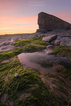 A collection of photographs from the Glamorgan Heritage Coast all available to purchase as print or canvas. Gorgeous sunsets at Southerndown and colourful sunrises at Penarth Pier Swansea Bay, Rock Pools, Wales, Monument Valley, Sunrise, Coast, River, Photography, Outdoor