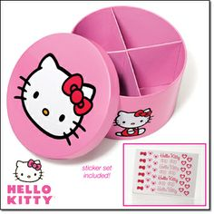 fcccbd669 Hello Kitty Trinket Box from AVON - Great for jewelry, accessories and  more. Includes