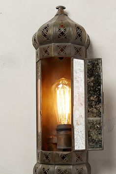 Slide View: 4: Bashira Wall Sconce