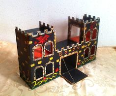Handmade and handpainted traditional wooden toy by paintcrochet, Ft12000.00