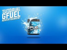 Tutorial: G FUEL Advertisement (Photoshop CC) - YouTube