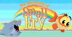 Small Fry para Android, un entretenido endless runner protagonizado por un pequeño pez  http://www.xatakandroid.com/p/105944