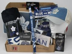 Fan-gear gift box of 6 Toronto Maple Leafs Products, best gift of NHL team souvenirs, Fan-gear at GREAT VALUE! Canada's sports gift box service, combos available in CAD or build your OWN BOX! Certificate Of Achievement, Sports Gifts, Toronto Maple Leafs, Fan Gear, Nhl, Best Gifts, Fans, Content, Products