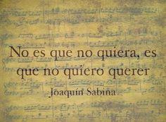 Frases • Frases de Joaquin Sabina