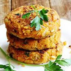 Chick Pea Patties