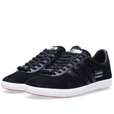 buy popular b8a2b 04882 Adidas Originals X Black   Adidas Originals x Mastermind Japan Gazelle OG  Mastermind Japan, Kicks