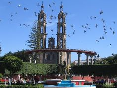 Catedral de Tepic Nayarit