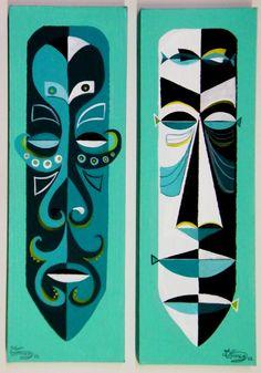 Tiki - El Gato Gomez Art