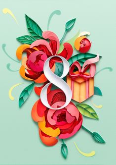 "Check out this @Behance project: ""Paper Spring!"" https://www.behance.net/gallery/49186099/Paper-Spring"